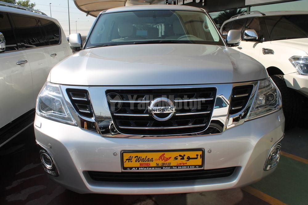 Used Nissan Patrol 2015 Car For Sale In Dubai 772819