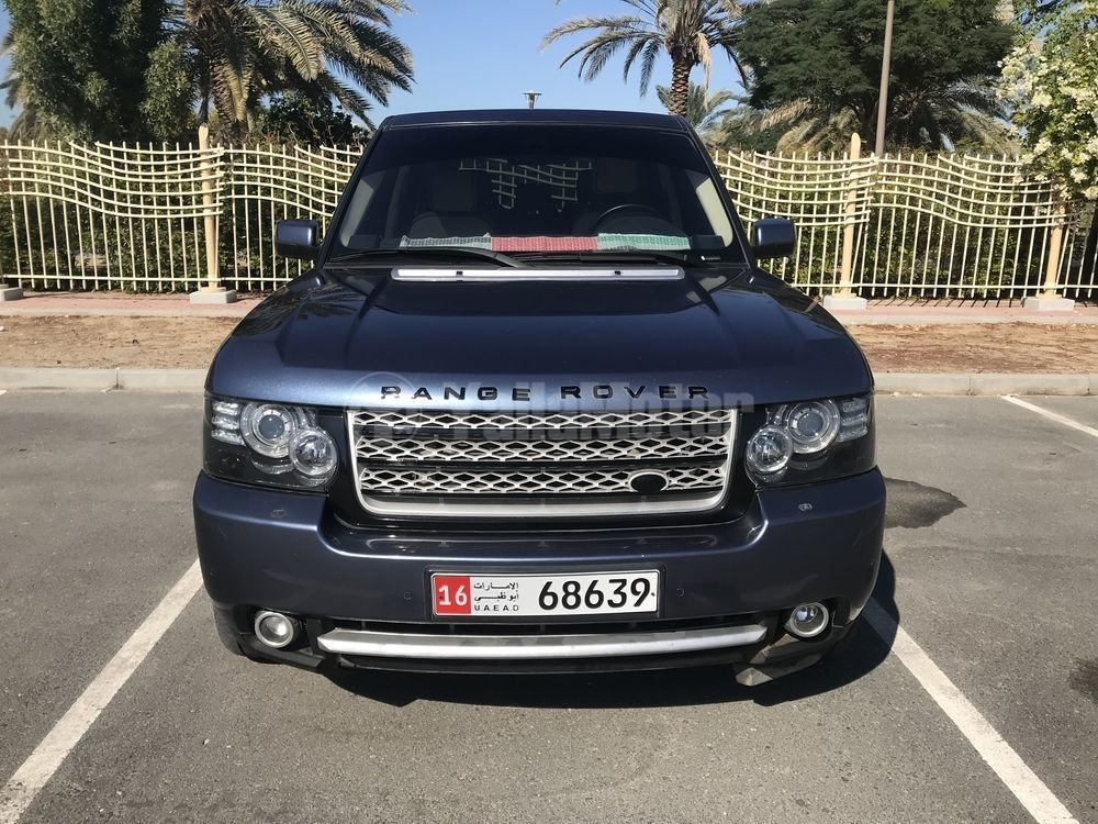 Used Land Rover HSE V8 2008 Car for Sale in Dubai (773029 ...