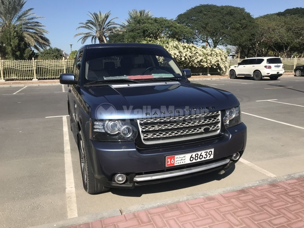Used Land Rover HSE V8 2008 Car for Sale in Dubai (773033 ...