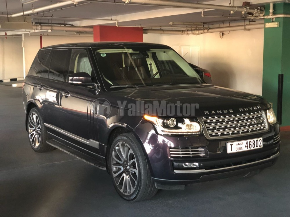 Used Land Rover Range Vogue Autobiography 2015