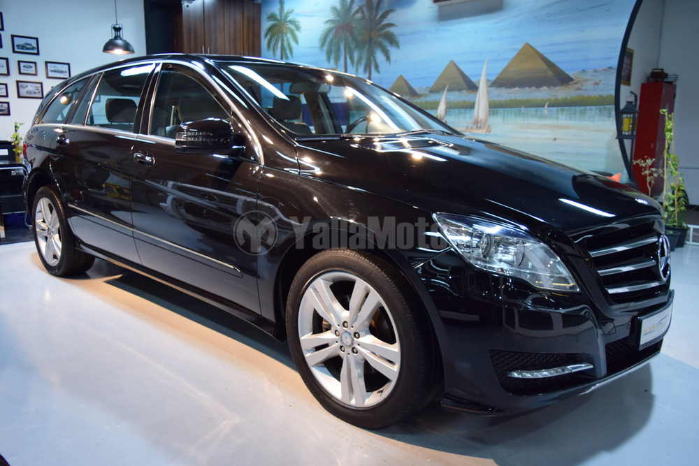 Used Mercedes Benz R Class R 350 2013 Car For Sale In Sharjah
