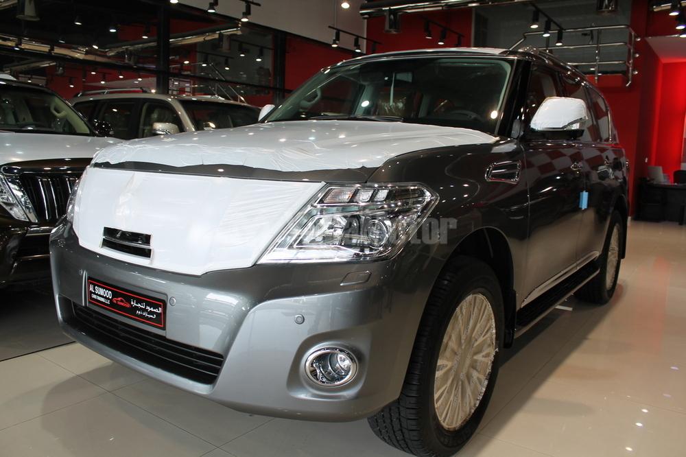 New Nissan Patrol 4 0l Se Platinum 2018 Car For Sale In Dubai
