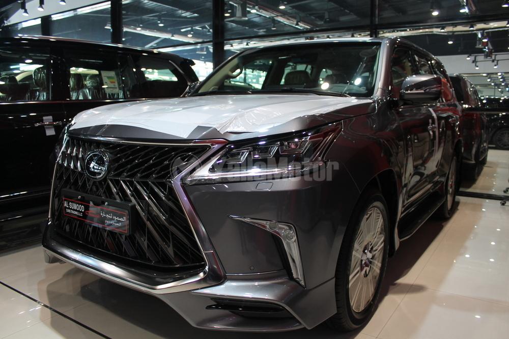 Car Warranty Companies >> New Lexus LX 570 S 2018 Car for Sale in Dubai