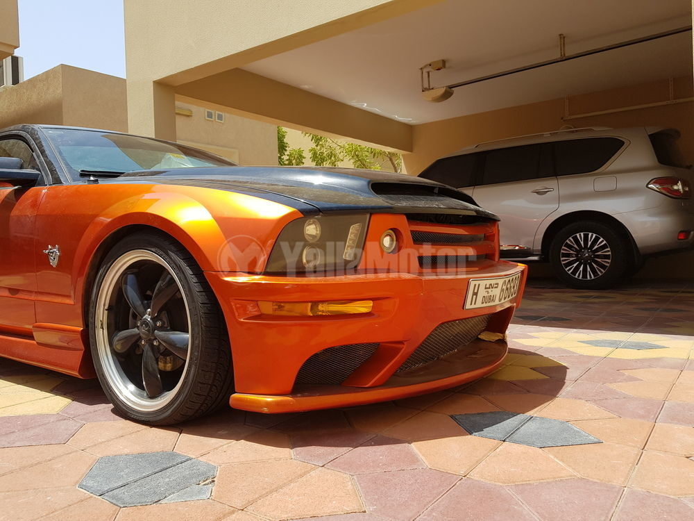 Used Ford Mustang V8 Coupe 2009 Car for Sale in Dubai (775034 ...