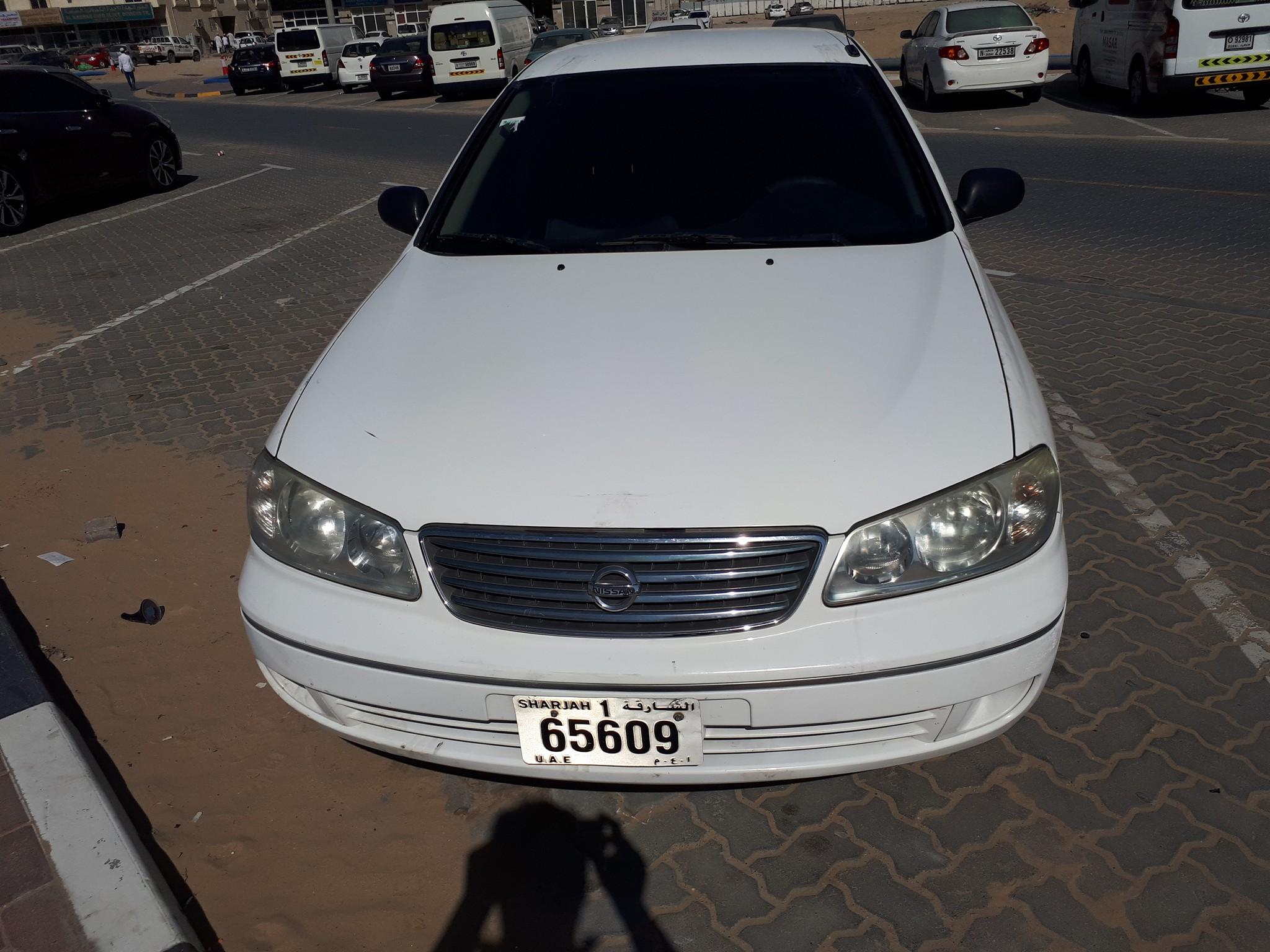 Used Nissan Sunny 2004 775504 Yallamotor Com