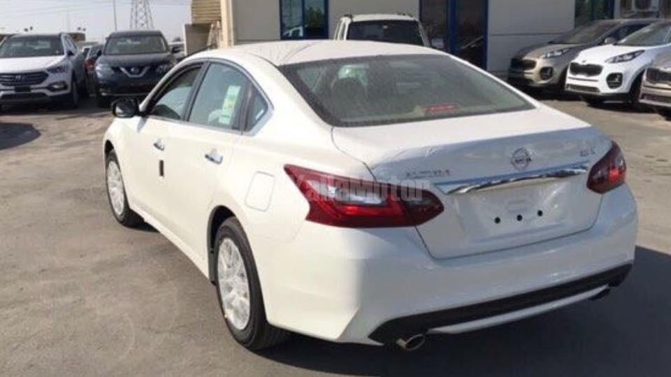 New Nissan Altima 2018 Car For Sale In Dubai
