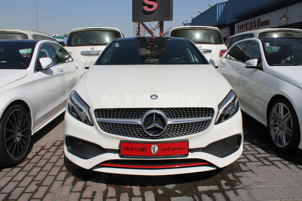 ... Used Mercedes Benz A Class A 250 Sport 2016 Car For Sale In Dubai ...