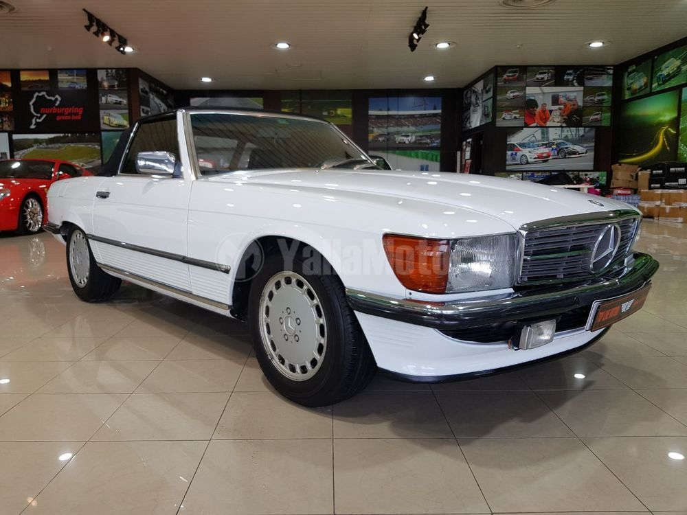 Used mercedes benz sl class sl 300 1986 car for sale in for Used mercedes benz cars for sale