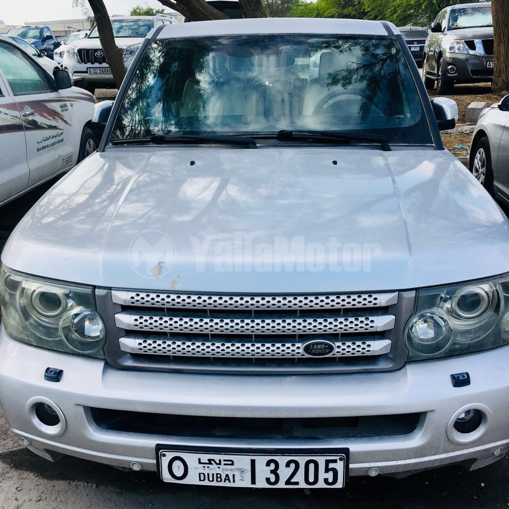 Rover range rover 2005 : Used Land Rover Range Rover 2005 Car for Sale in Al Ain (776049 ...