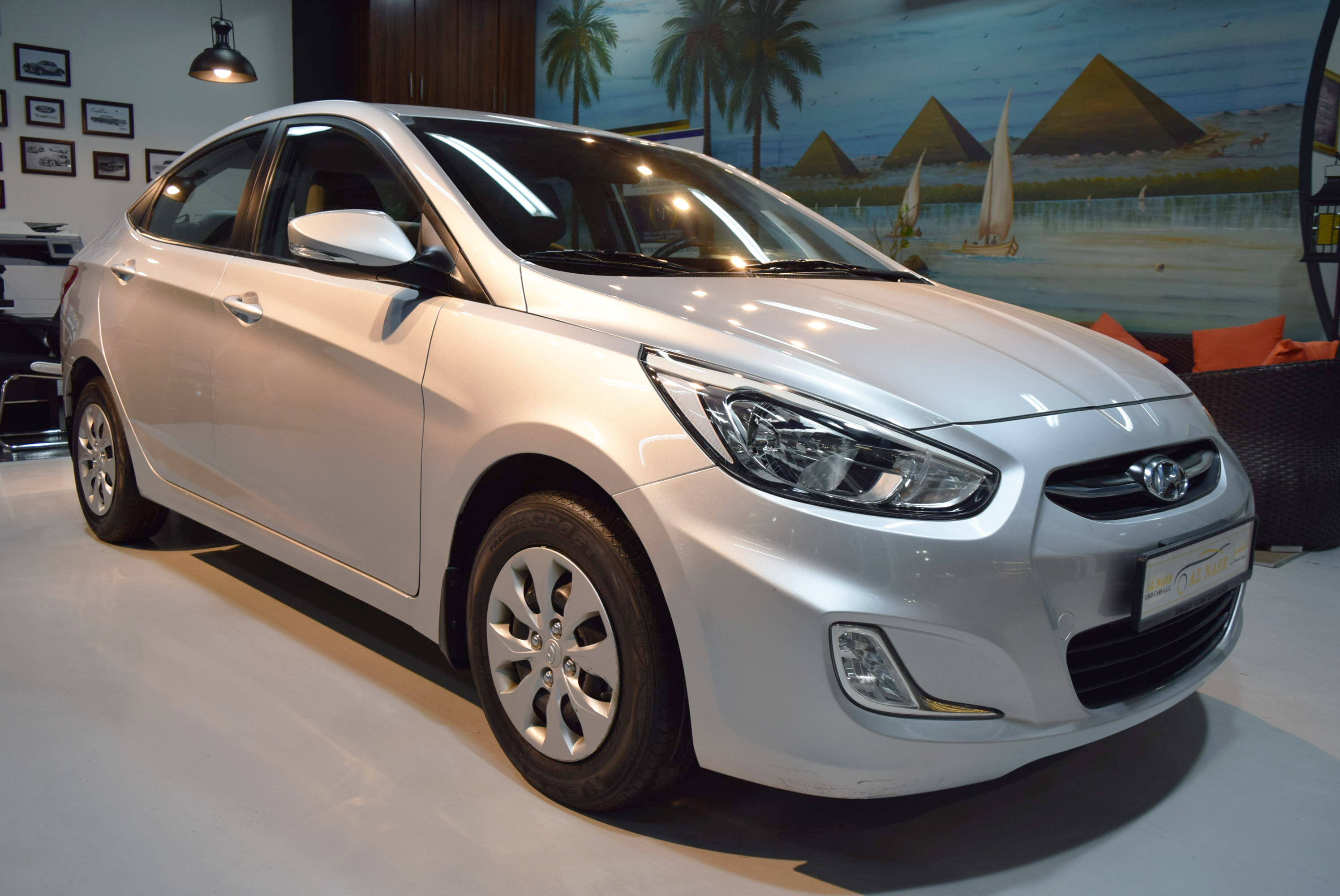 Used hyundai accent 2015 776710 for Hyundai motor finance number