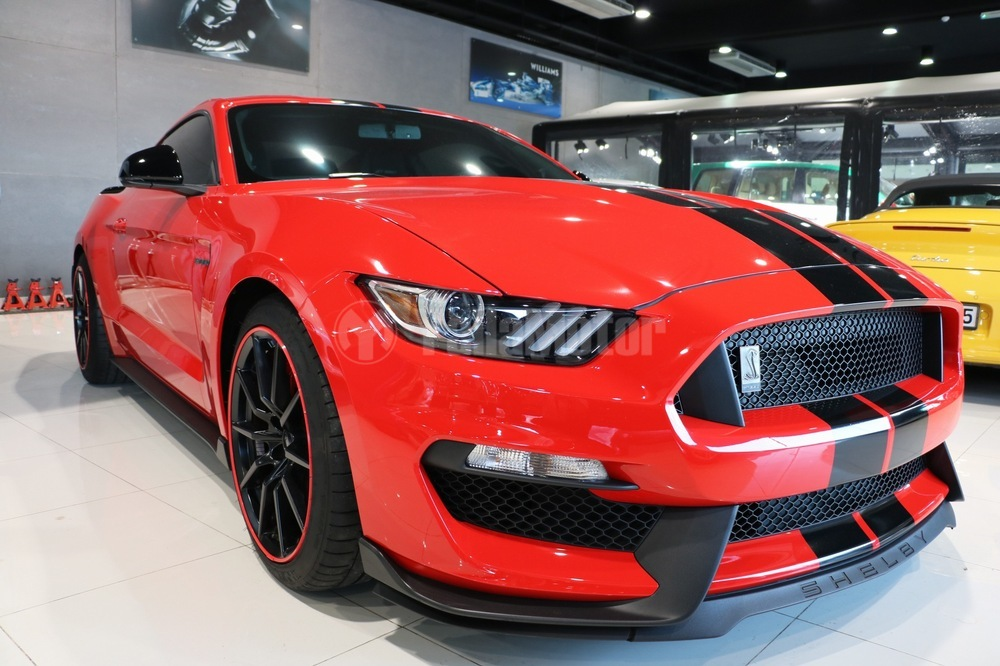 Used Ford Mustang V8 Coupe 5.0L GT 2016 Car for Sale in Abu Dhabi ...