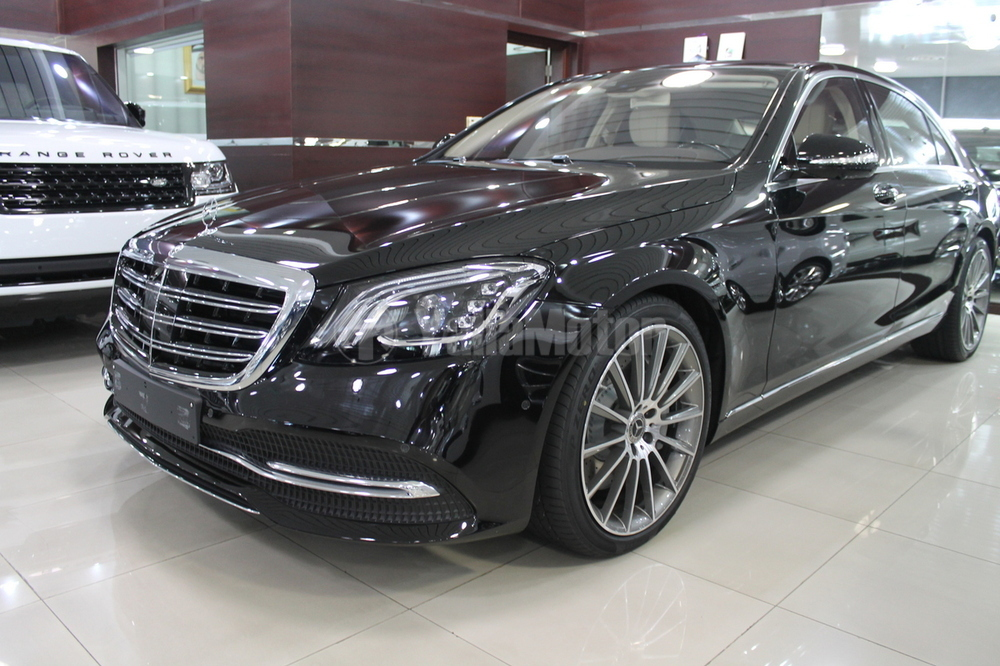 New Mercedes Benz S Class S 560 4matic 2018 Car For Sale