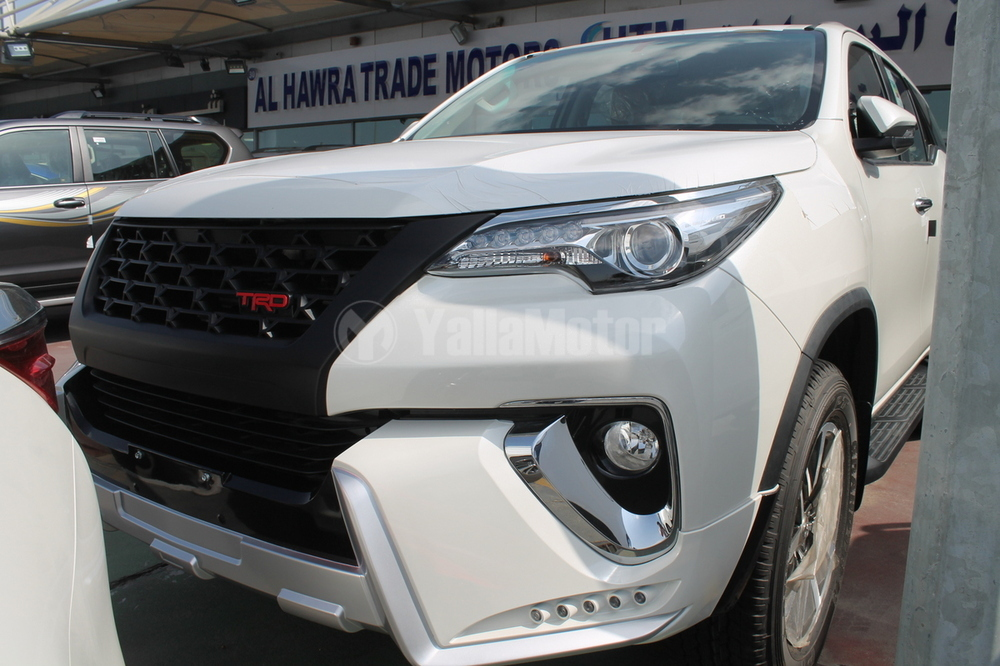 New Toyota Fortuner 2018 Car For Sale In Dubai
