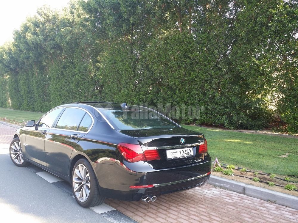 Used BMW 7 Series 730i 2015 Car For Sale In Sharjah