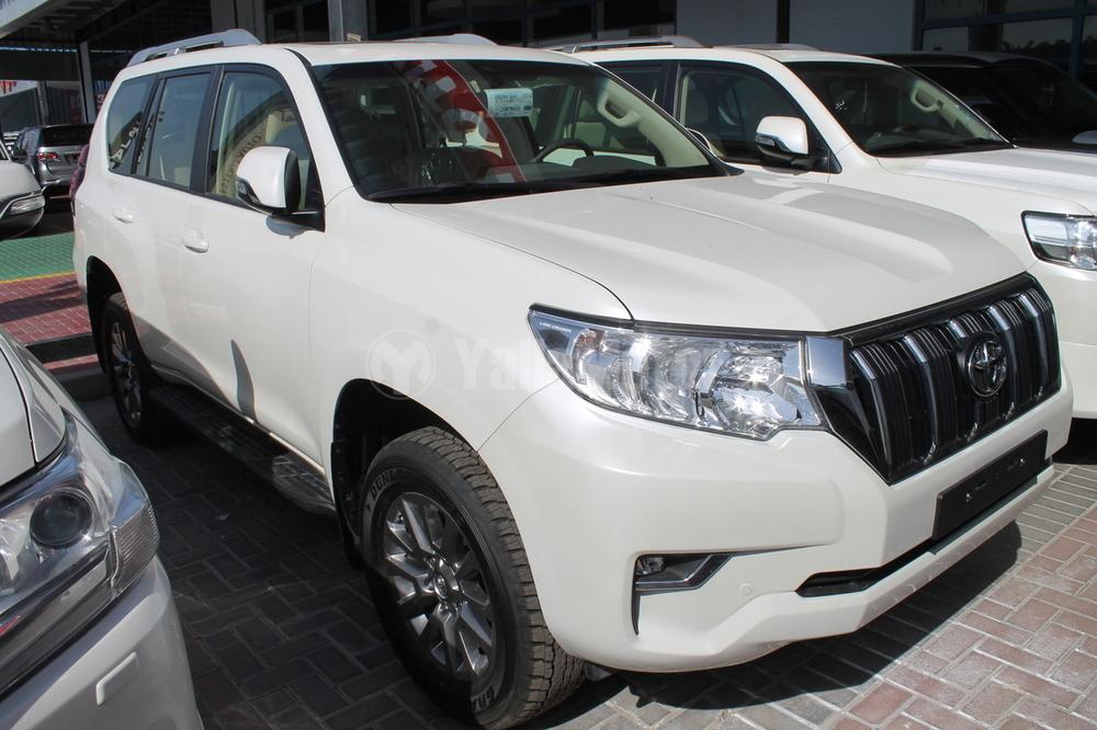 New Toyota Land Cruiser Prado 2018 Car For Sale In Dubai