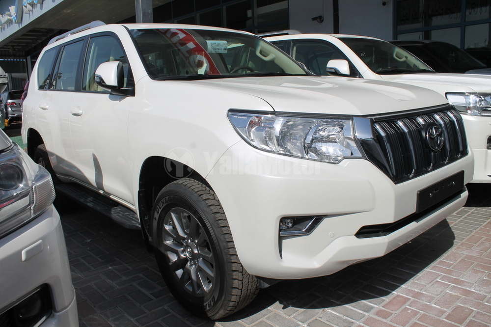 New Toyota Land Cruiser Prado 2018 Car For Sale In Dubai