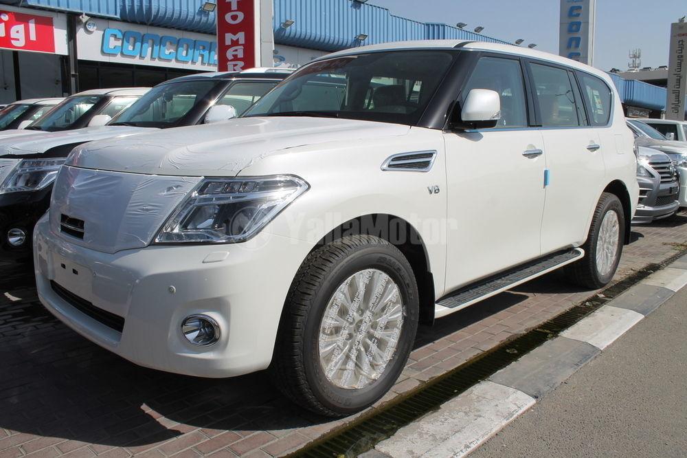 New Nissan Patrol 5 6l Le Titanium 2018 Car For Sale In Dubai