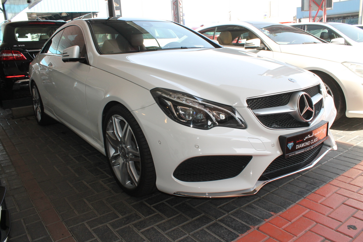 Used mercedes benz e class coupe 2016 car for sale in for Used mercedes benz cars for sale