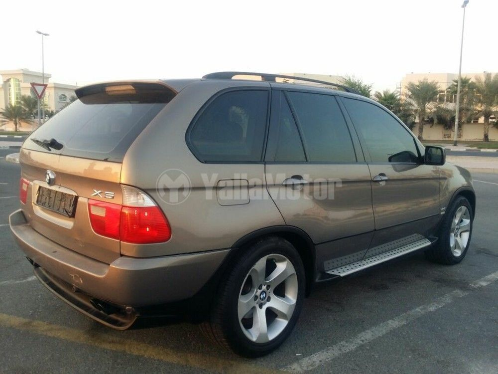 used bmw x5 2005 car for sale in dubai 772003. Black Bedroom Furniture Sets. Home Design Ideas