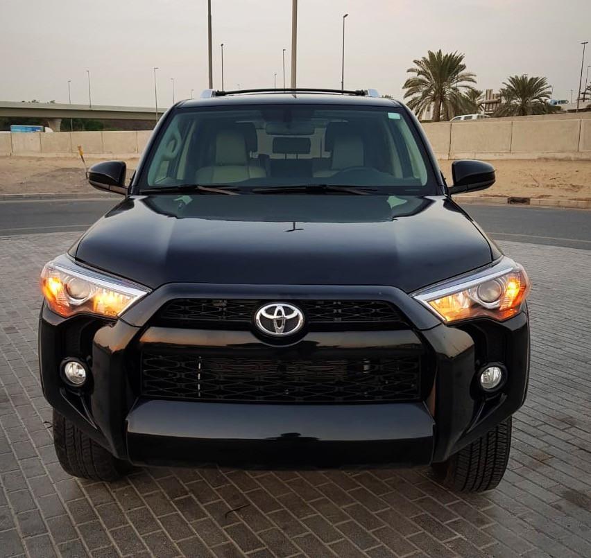 Used Toyota 4 Runner: Used Toyota 4Runner 2017 (835797)