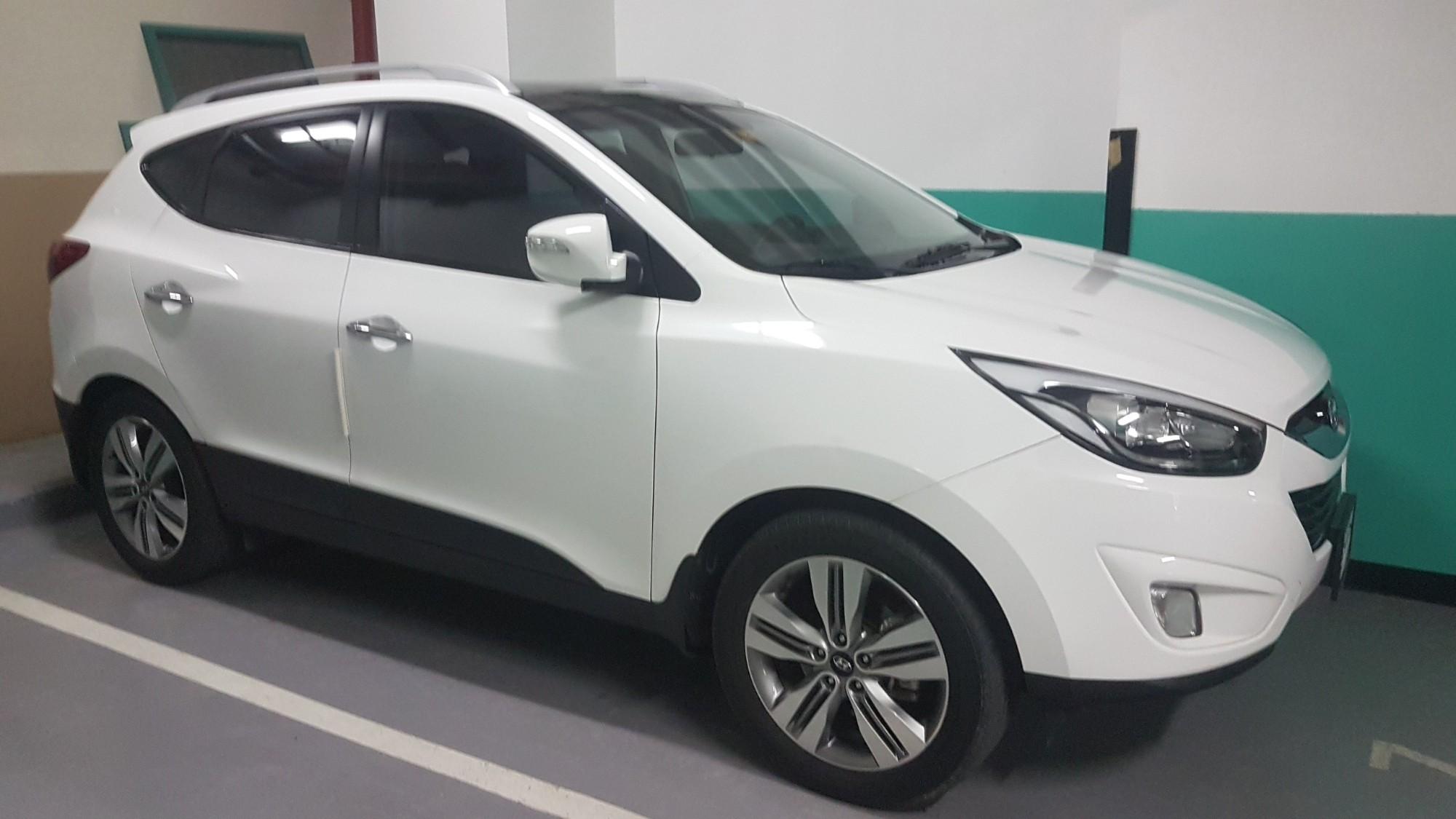 Used Hyundai Tucson 2 4l Full Option Awd 2015 838238 Yallamotor Com