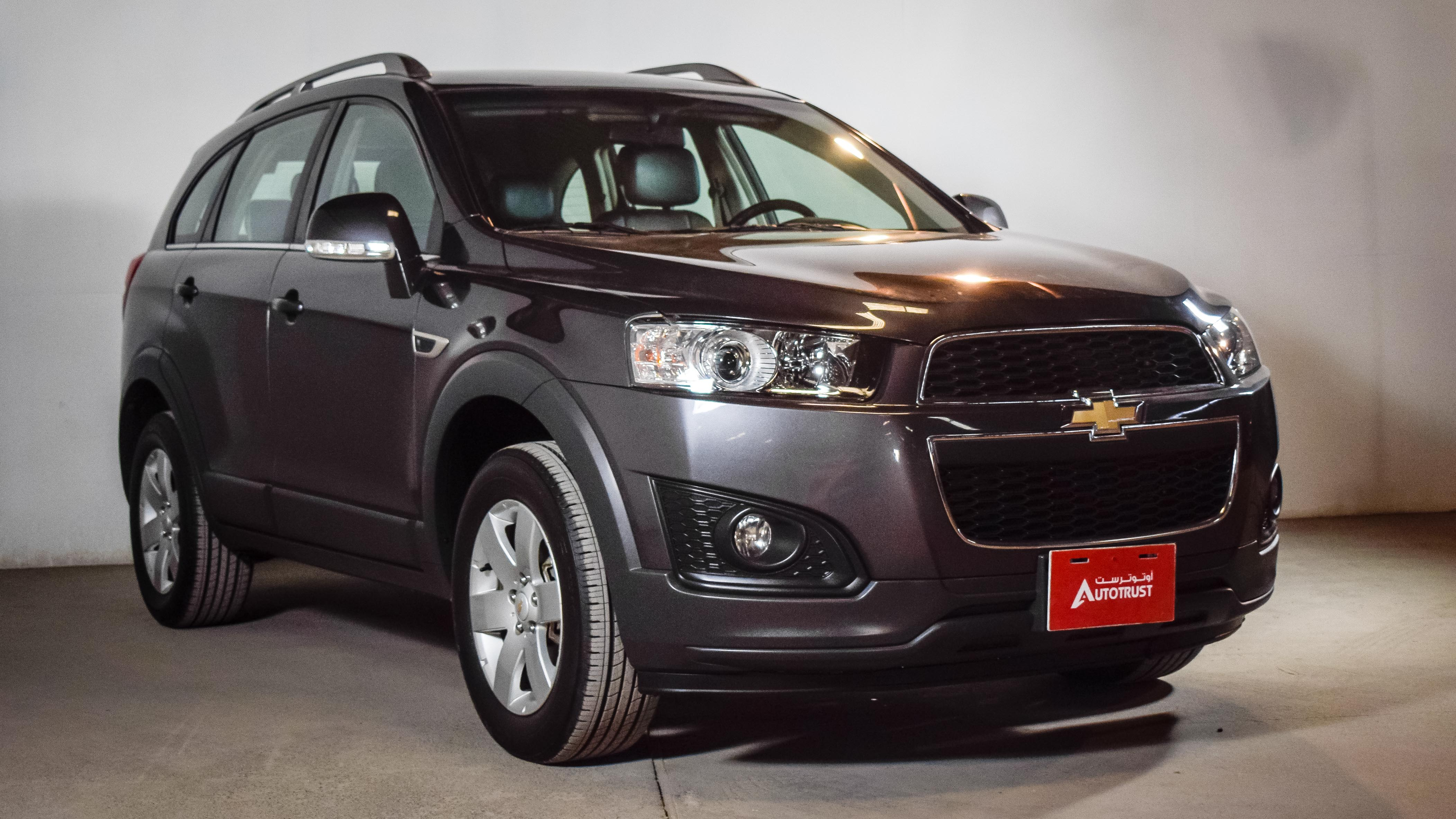 Kekurangan Chevrolet Captiva 2014 Review