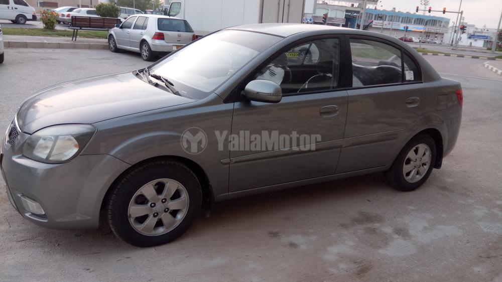 Used Kia Rio 4 Door Sedan 1 4l 2011 Car For Sale In Muscat