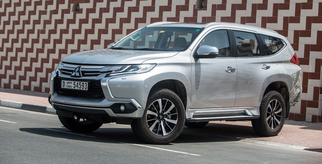 Image Result For New  Mitsubishi Montero Sport First Drive