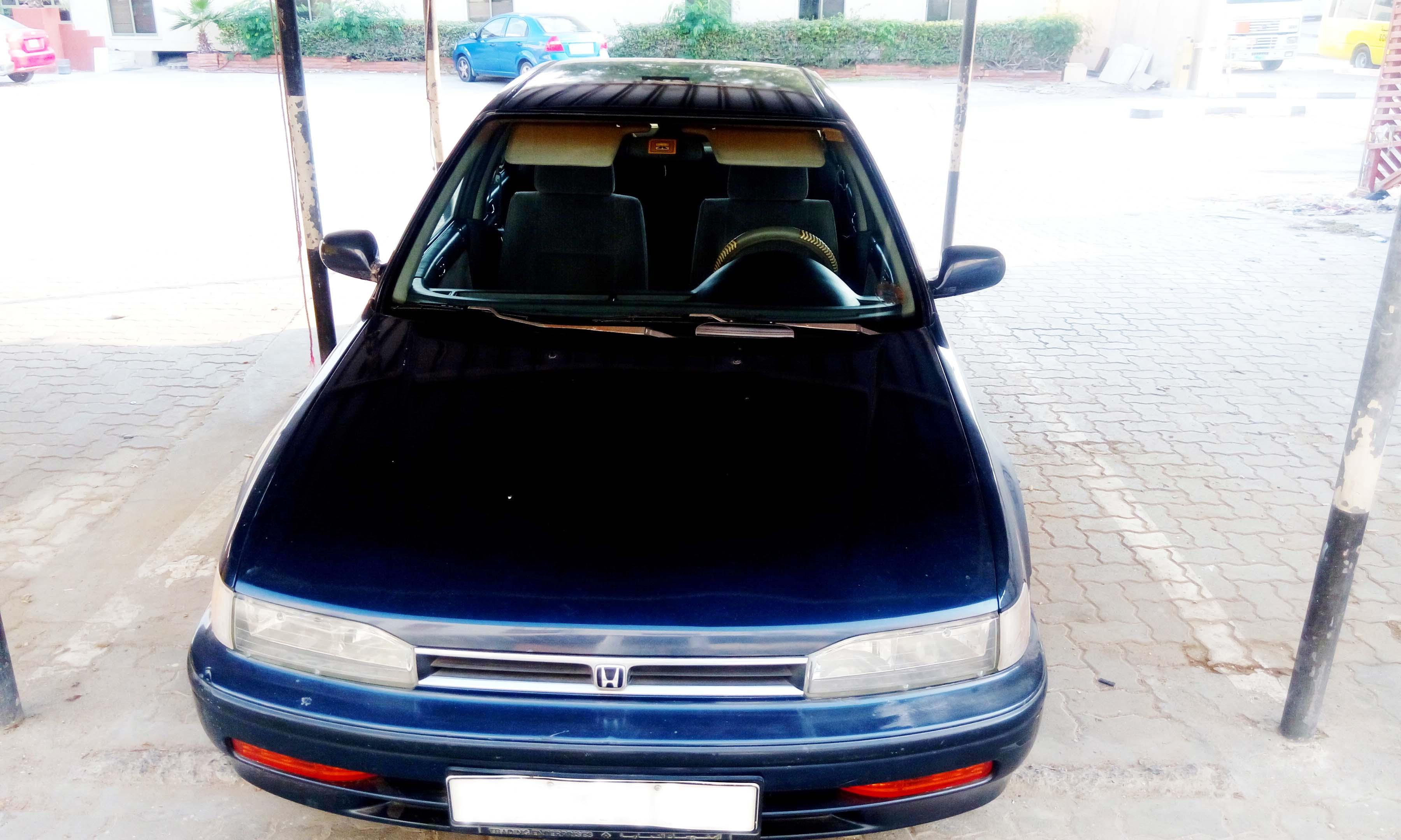 Kelebihan Kekurangan Honda Accord 1993 Murah Berkualitas