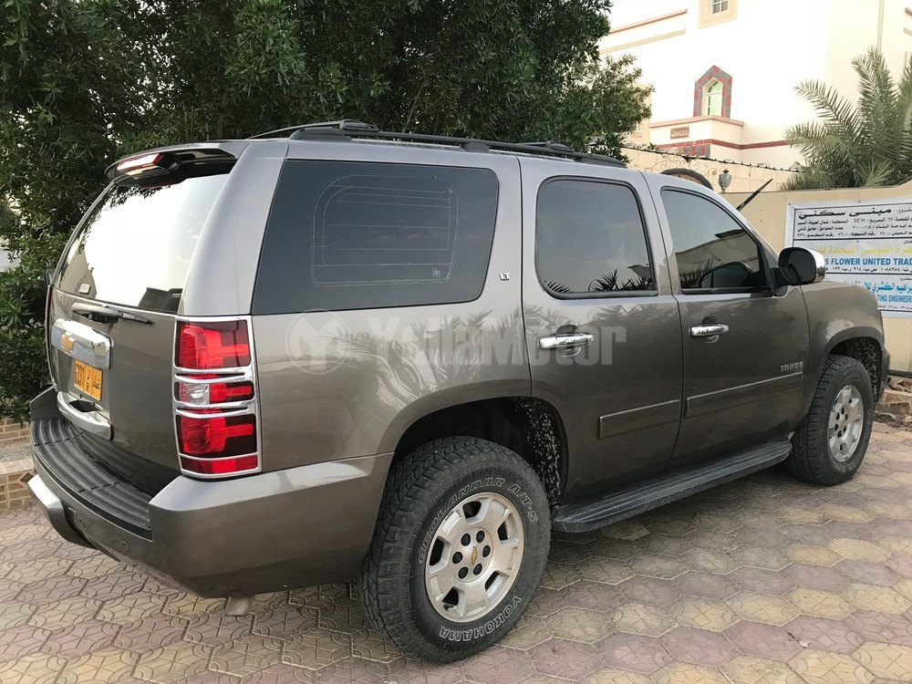 used chevrolet tahoe 2013 car for sale in muscat 782497. Black Bedroom Furniture Sets. Home Design Ideas