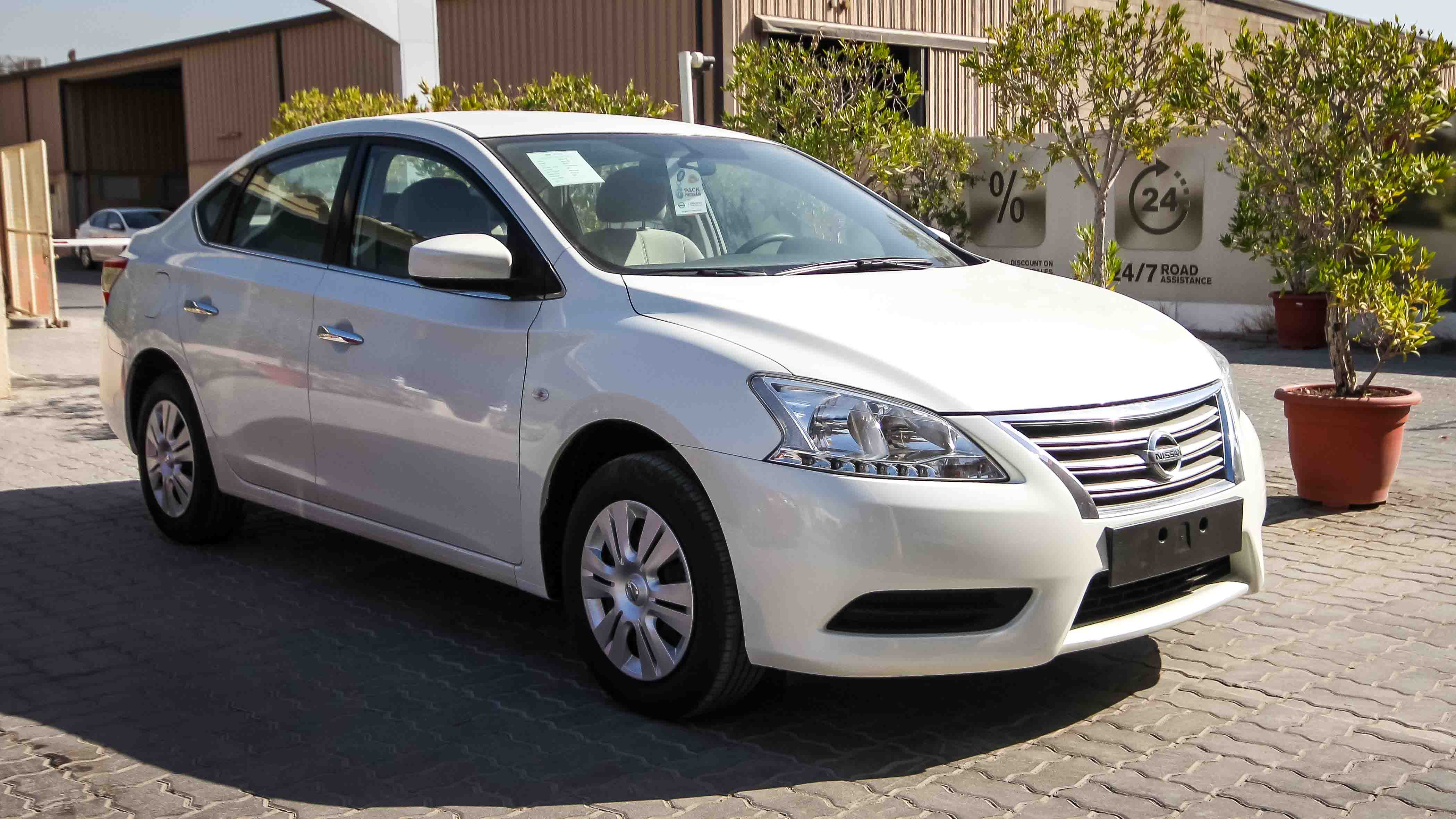 olympia top used models nissan sentra