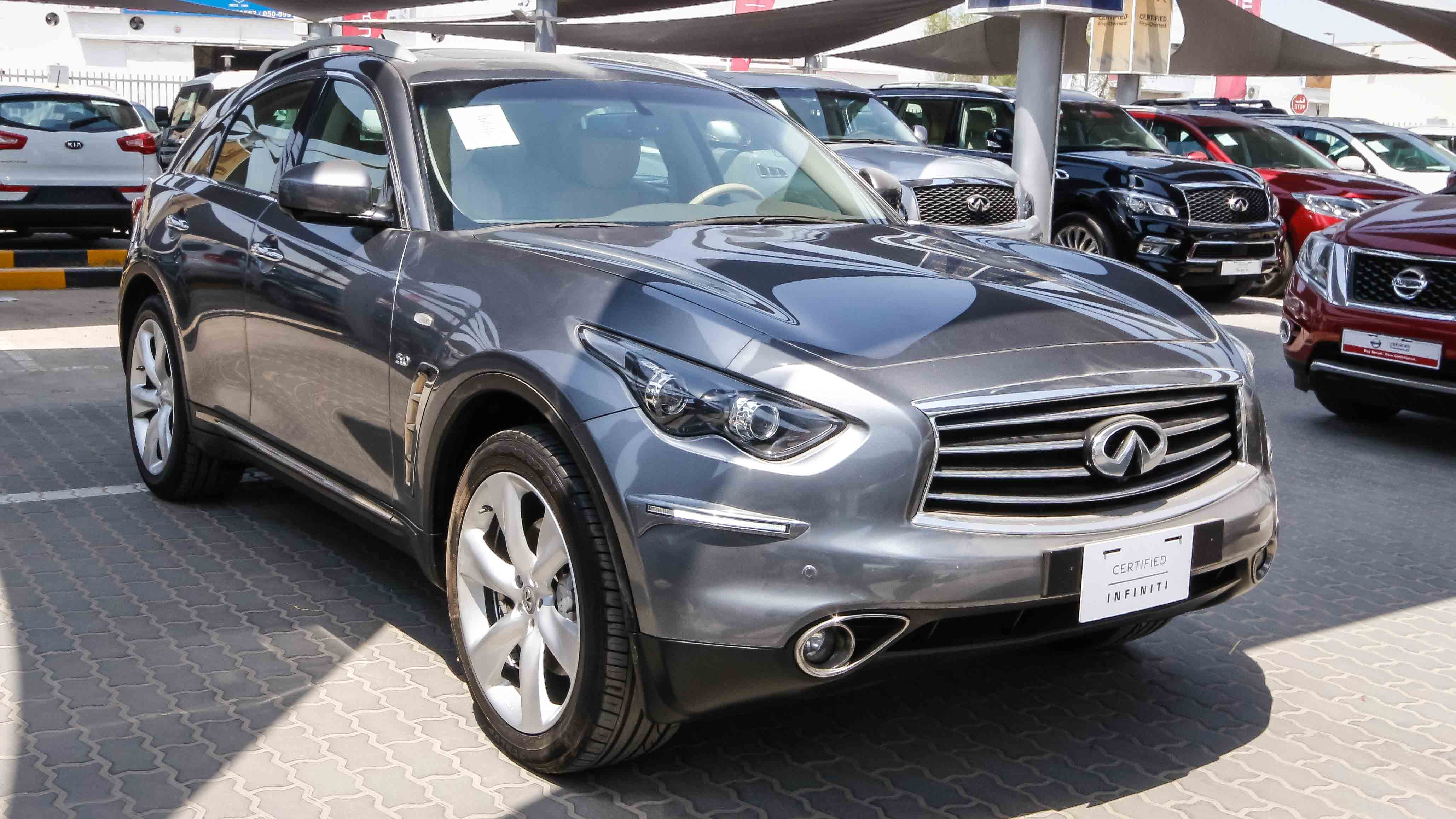 infiniti centre infinity reading pre owned locator