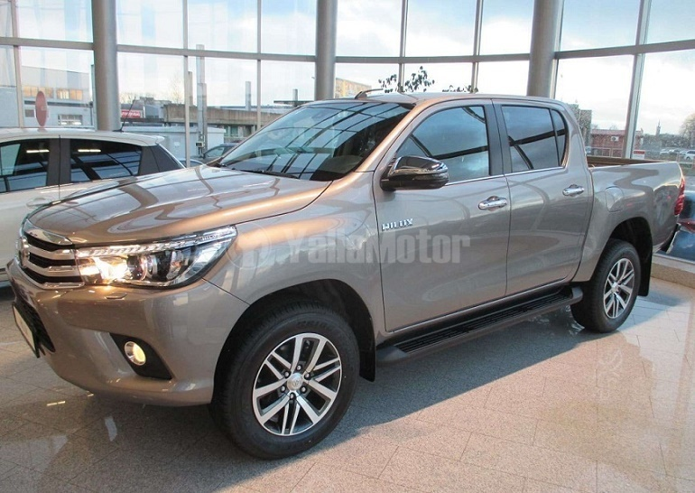 2018 Mercedes Pick Up Truck >> New Toyota Hilux 2018 Car for Sale in Dubai