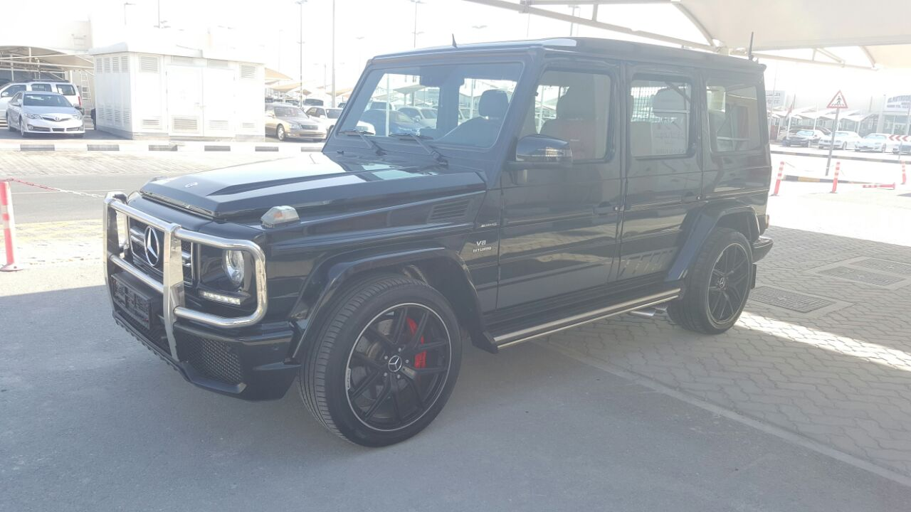 Used mercedes benz g 63 amg 2014 car for sale in sharjah for 2014 mercedes benz g wagon for sale