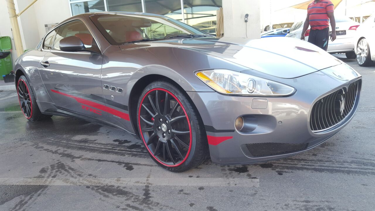 Used Maserati Granturismo 2010 778647 Yallamotor Com
