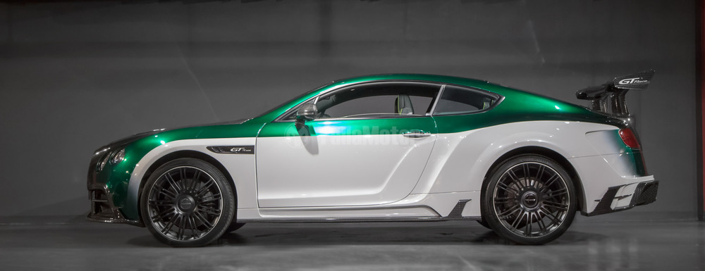 ... Used Bentley Continental GT Race Mansory 2014 ...