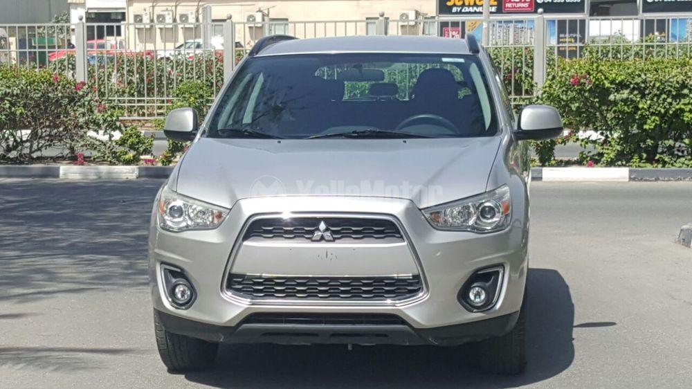 Used Mitsubishi Asx 2013 Car For Sale In Dubai 789444 Yallamotor Com