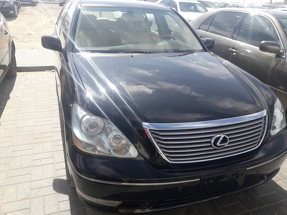 used lexus ls 430 2005 car for sale in al ain 785059. Black Bedroom Furniture Sets. Home Design Ideas