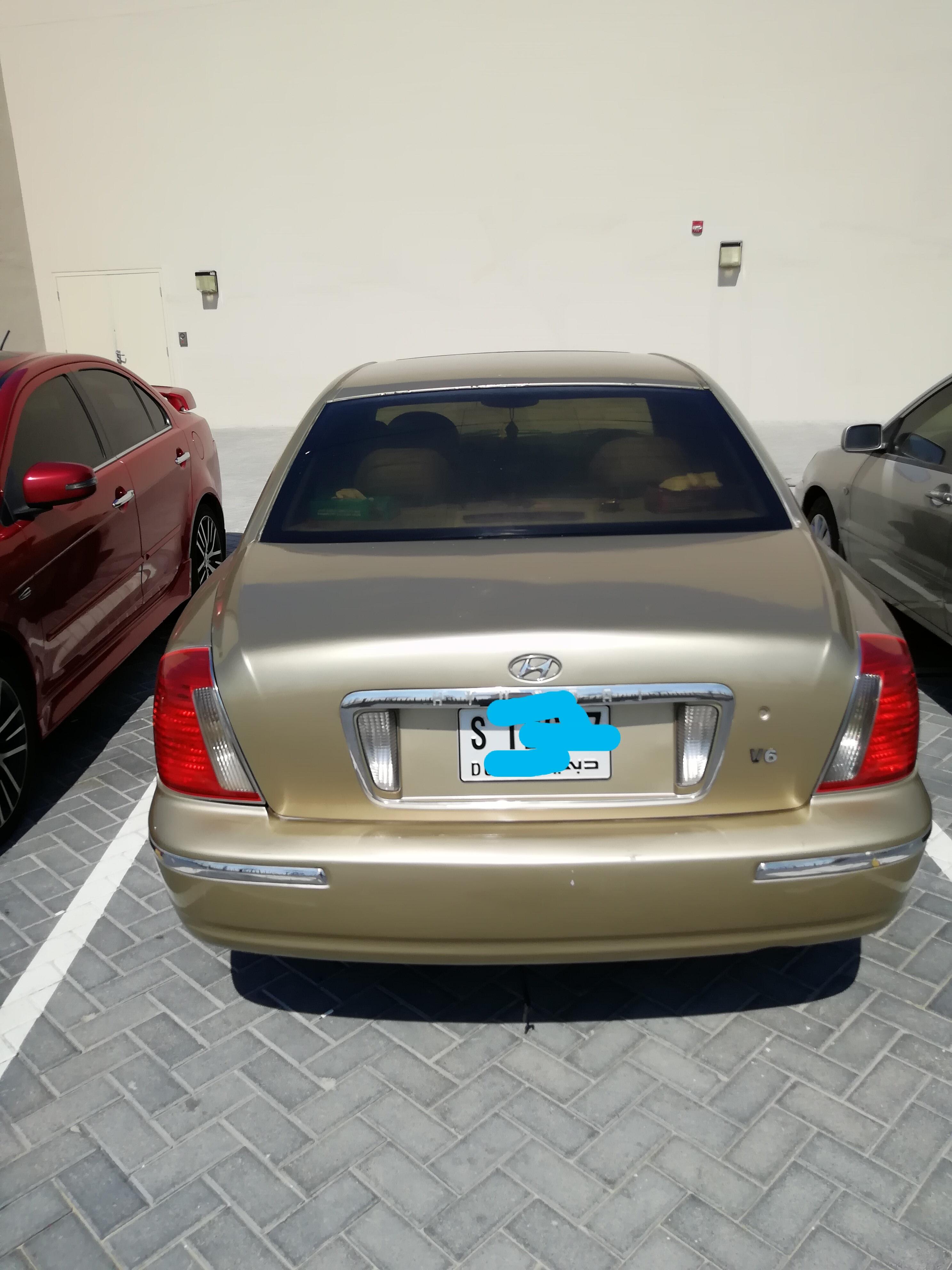 Used Hyundai Azera 3 0l 2004 785073 Yallamotor Com