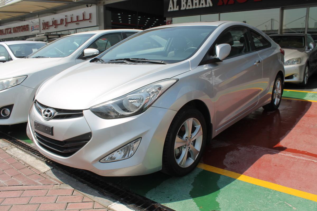 Used hyundai elantra coupe 2013 785483 for Hyundai motor finance number