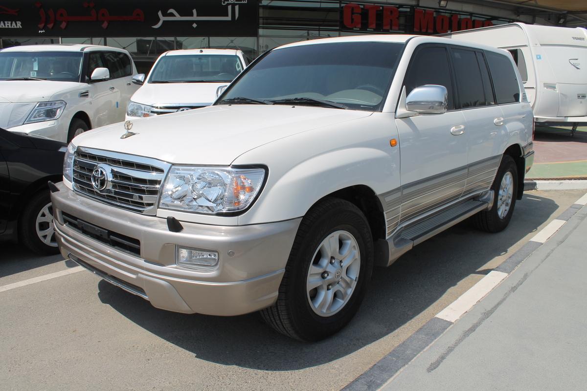 Kelebihan Toyota Land Cruiser 2004 Tangguh
