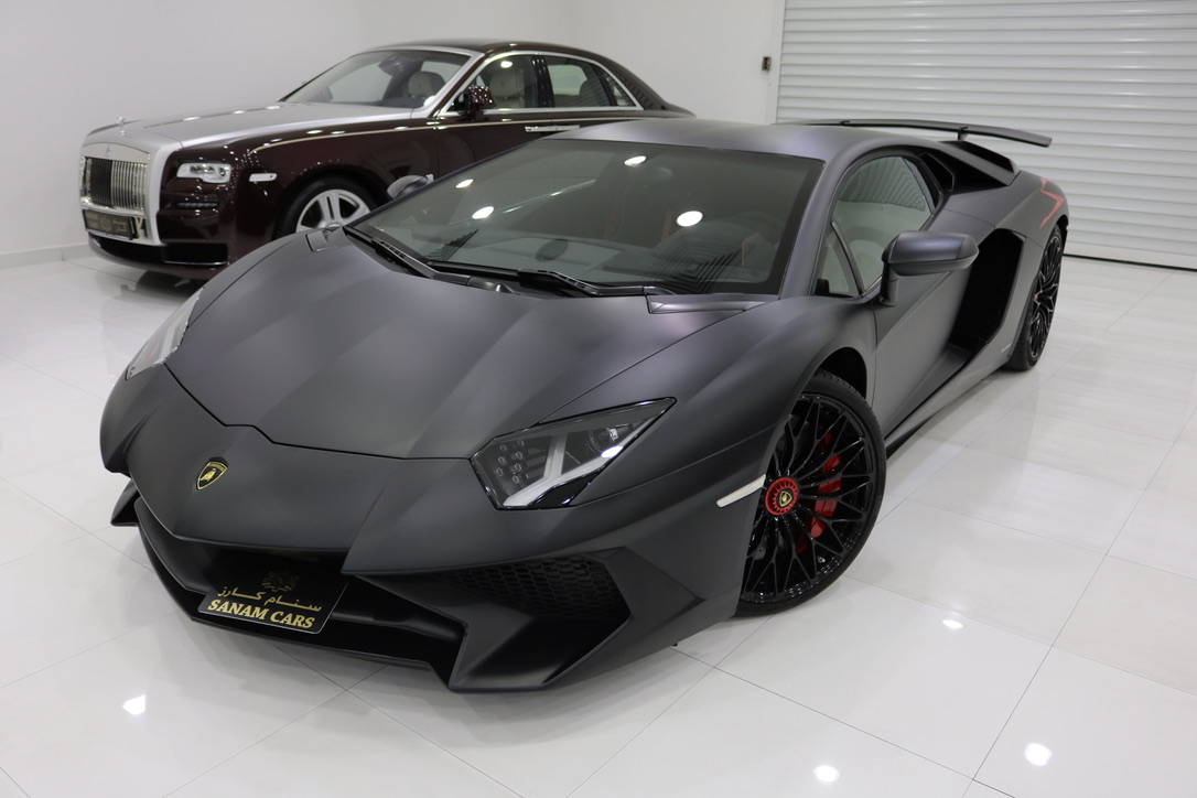 Used Lamborghini Aventador Lp750 4 Superveloce 2016 794917
