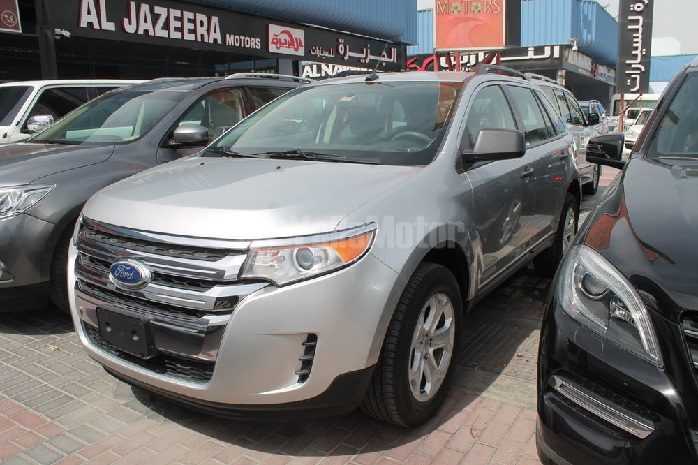 Used Ford Edge  Car For Sale In Dubai