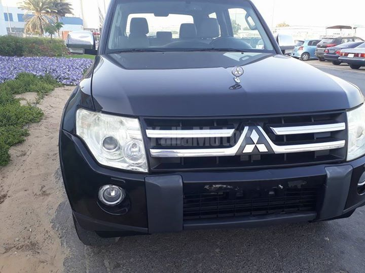Used Mitsubishi Pajero 2008 Car For Sale In Dubai 795561