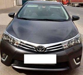 52 Toyota Corolla 2015 Used Cars For Sale In Dubai Yallamotor Com