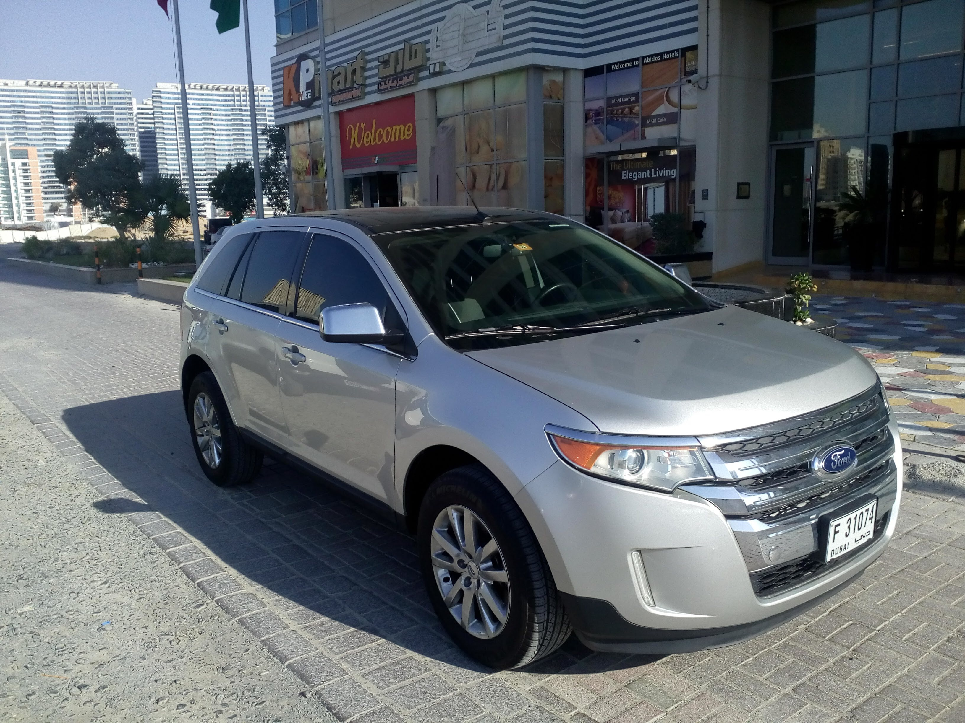 Used Ford Edge 2013 Car For Sale In Dubai 802701 Yallamotor