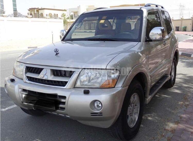 Used Mitsubishi Pajero 2006 Car For Sale In Dubai 805825