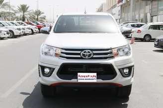 1 Toyota Hilux 2018 Used Cars for sale in Qatar | YallaMotor com