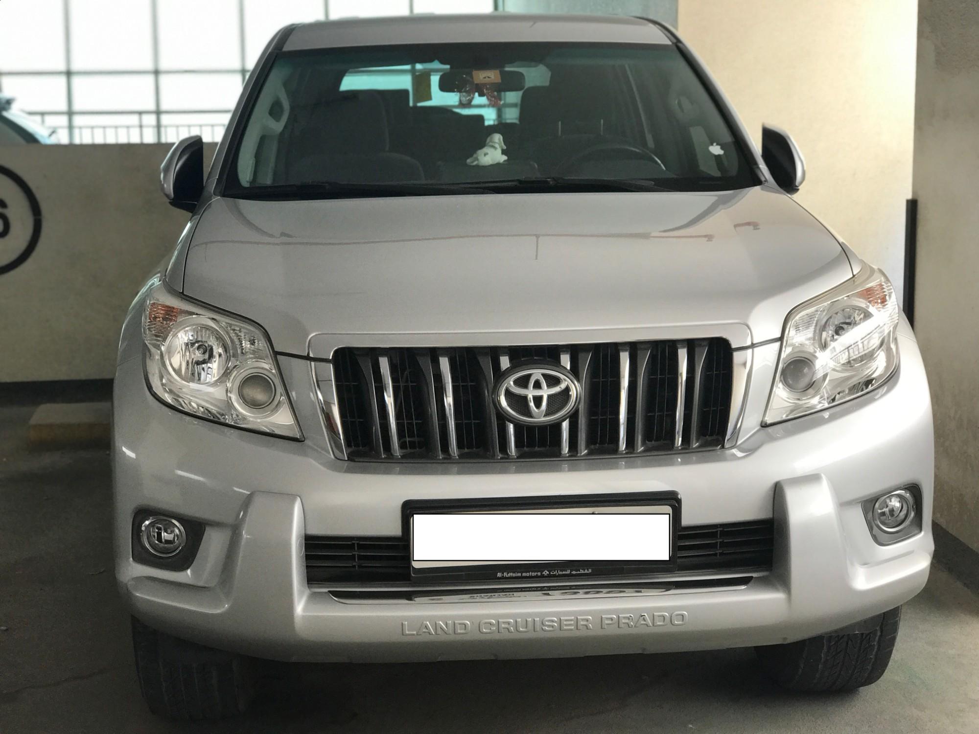 Used Toyota Land Cruiser Prado 2012 830162 Yallamotorcom Img 1309 R1