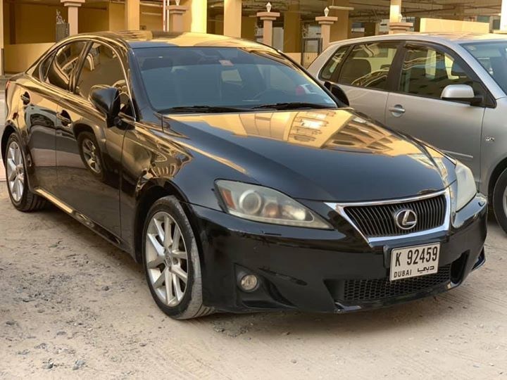 used lexus is 300 2011 (861412) | yallamotor